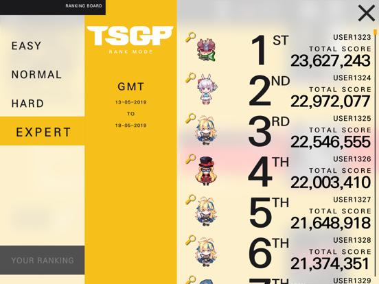 TAPSONIC TOP - Music Game screenshot 17