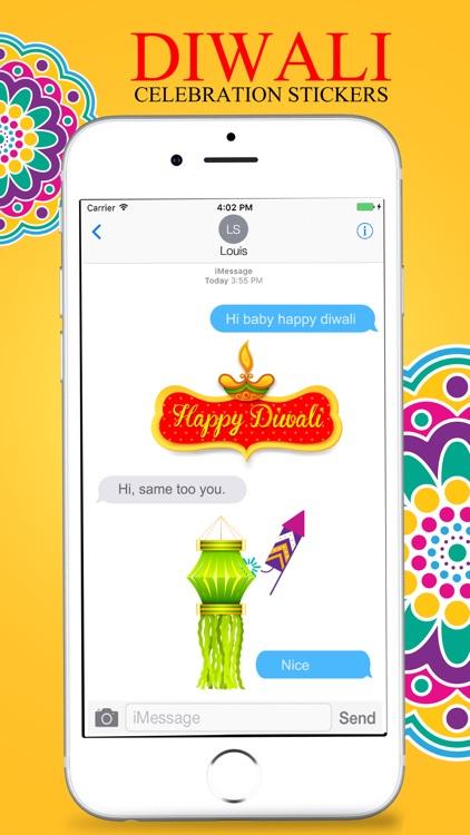 Diwali Stickers pack screenshot-3