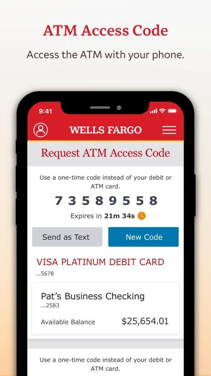 Wells Fargo Mobile screenshot-6
