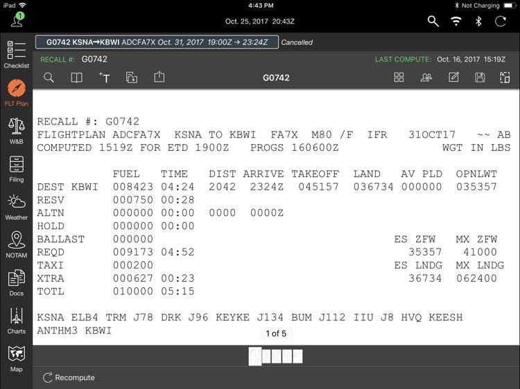 ARINCDirect screenshot-4