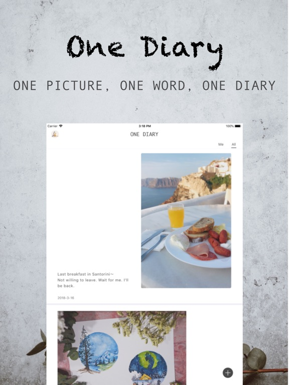 One Diary! Screenshots
