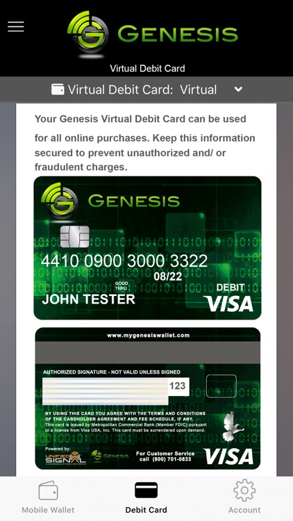 Genesis Services screenshot-4