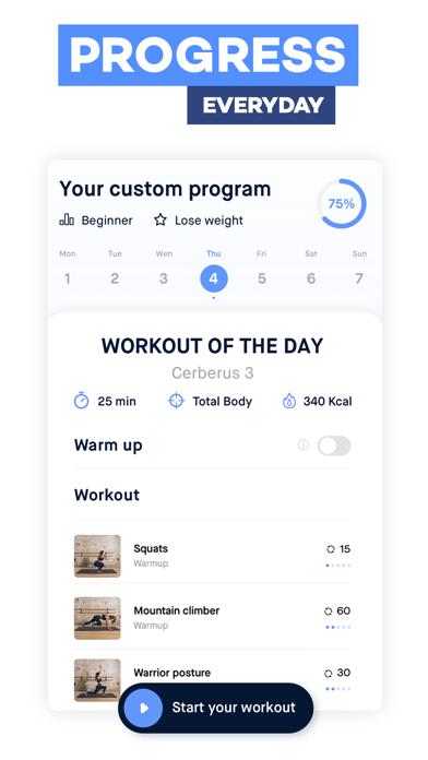 download Fitness Coach for PC