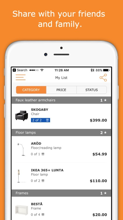 IKEA Gift Registry screenshot-4