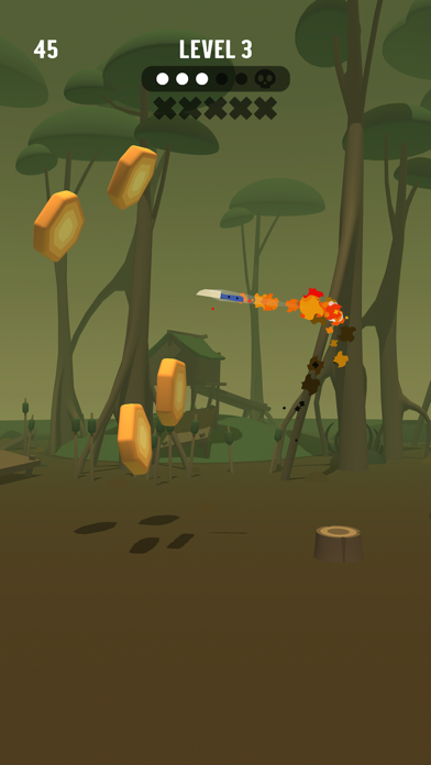 Hitty Knife screenshot 2