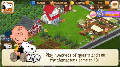 Peanuts: Snoopy Town Tale screenshot three