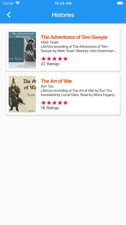 ABooks - Listening audio Books screenshot-6