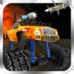 Crazy Monster Truck Fighter 3D