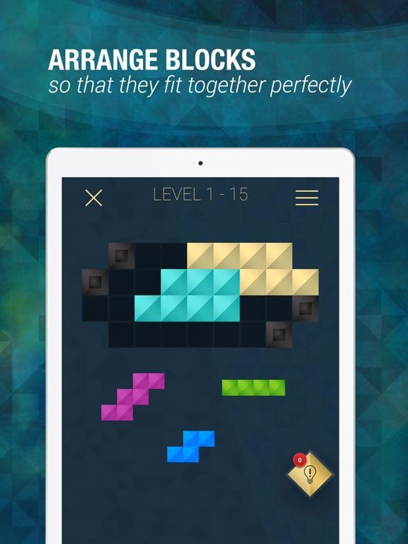 Infinite Block Puzzle screenshot 6