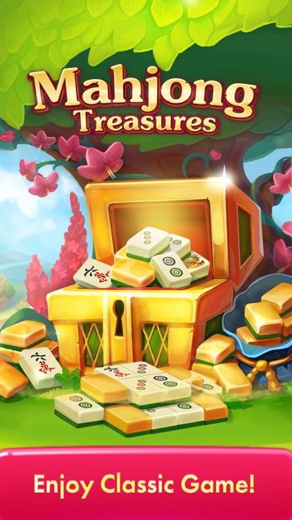 Mahjong Treasures Online screenshot-0