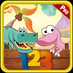 Counting 123 Number Dino Games