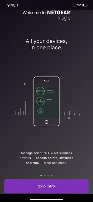 NETGEAR Insight on the App Store