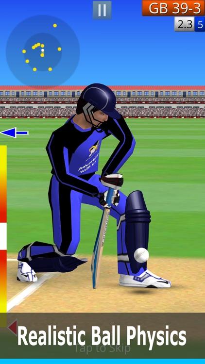 Smashing Cricket: offline new