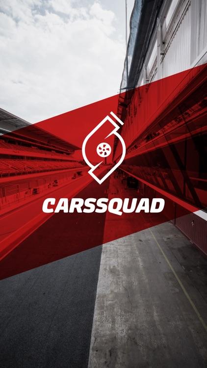 CarsSquad: Social network cars screenshot-8