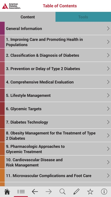 ADA Standards of Care screenshot-1