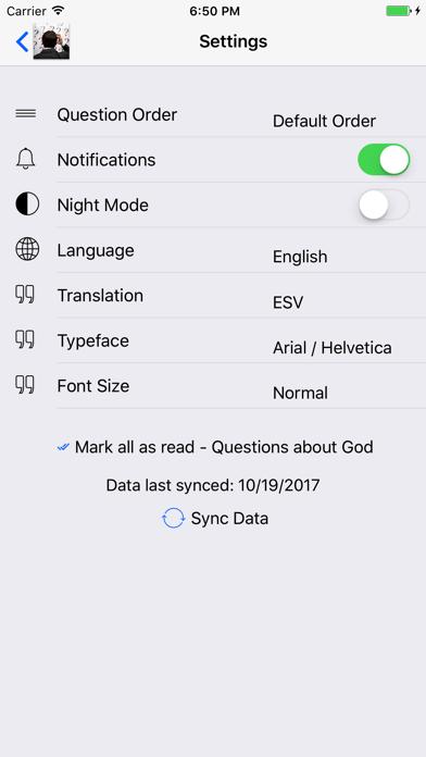 Got Questions? screenshot four