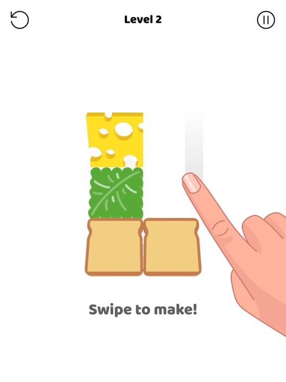 iPad Image of Sandwich!