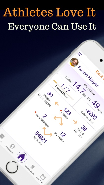 Eat 2 Win - Sports Nutrition screenshot-0