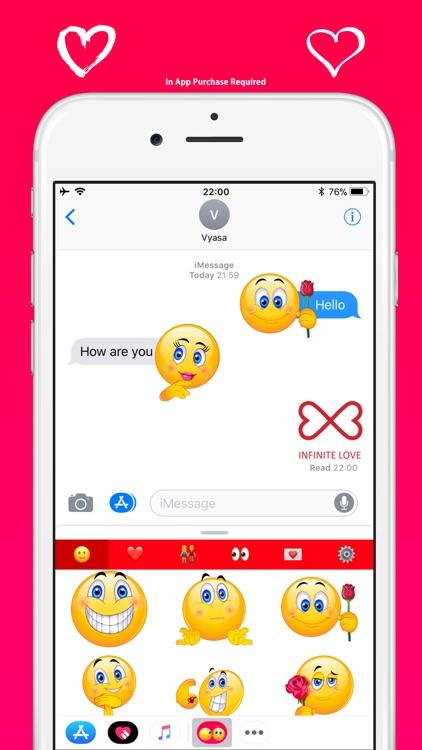 Love Emoji - Cute & Adorable screenshot-0