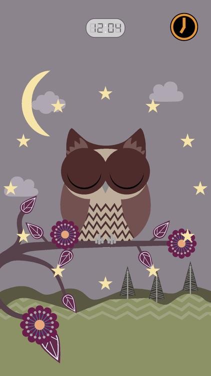 Night Creatures: Sleep Clock screenshot-4