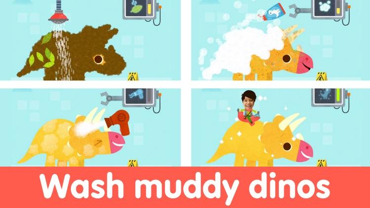 Dino Puzzle Kids Dinosaur Game screenshot-7