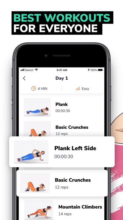 BetterMe: Weight Loss Workouts screenshot-9