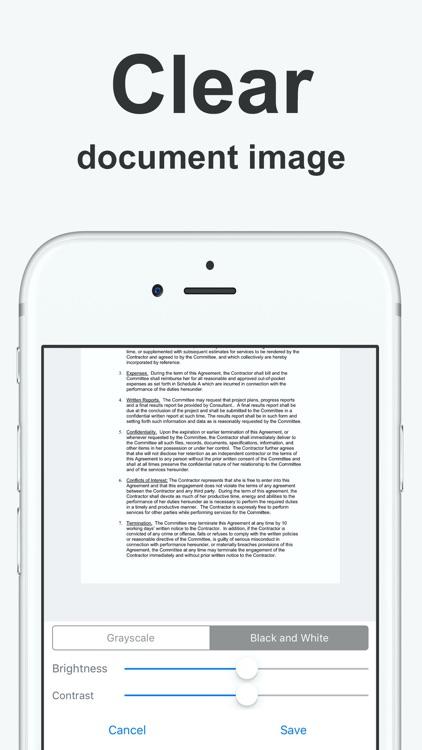 Fax from iPhone Send & Receive screenshot-6