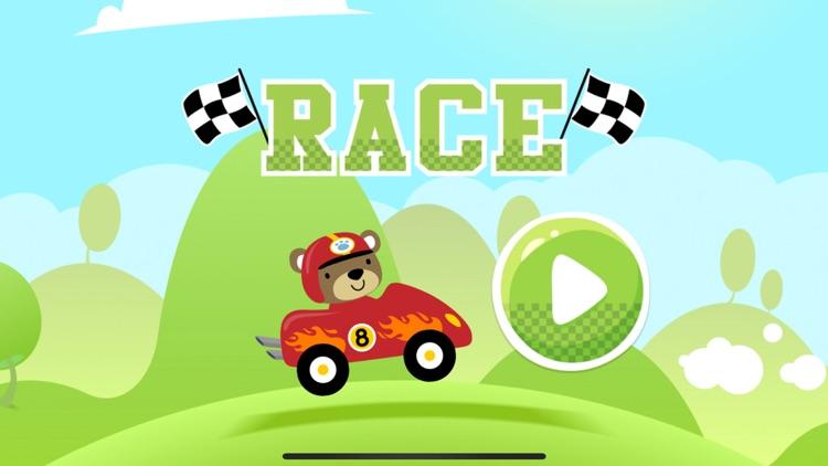 Baby Games: Race Car screenshot-5