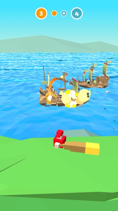 Baseball Fury 3DScreenshot von 3