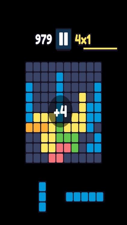 Fit Color Brick Puzzle