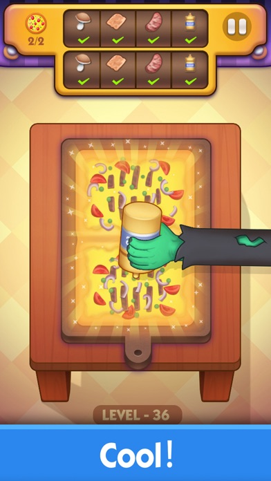 Endless Hands Cooking Game screenshot four