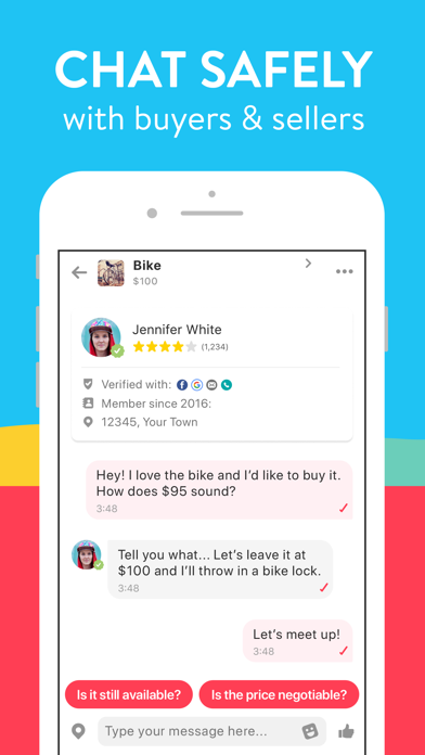 letgo: Sell & Buy Used Stuff wiki review and how to guide