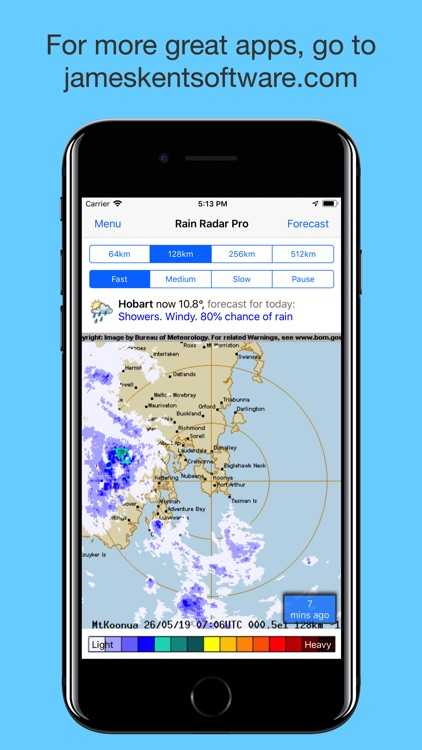 Rain Radar Lite - Aus Weather screenshot-3