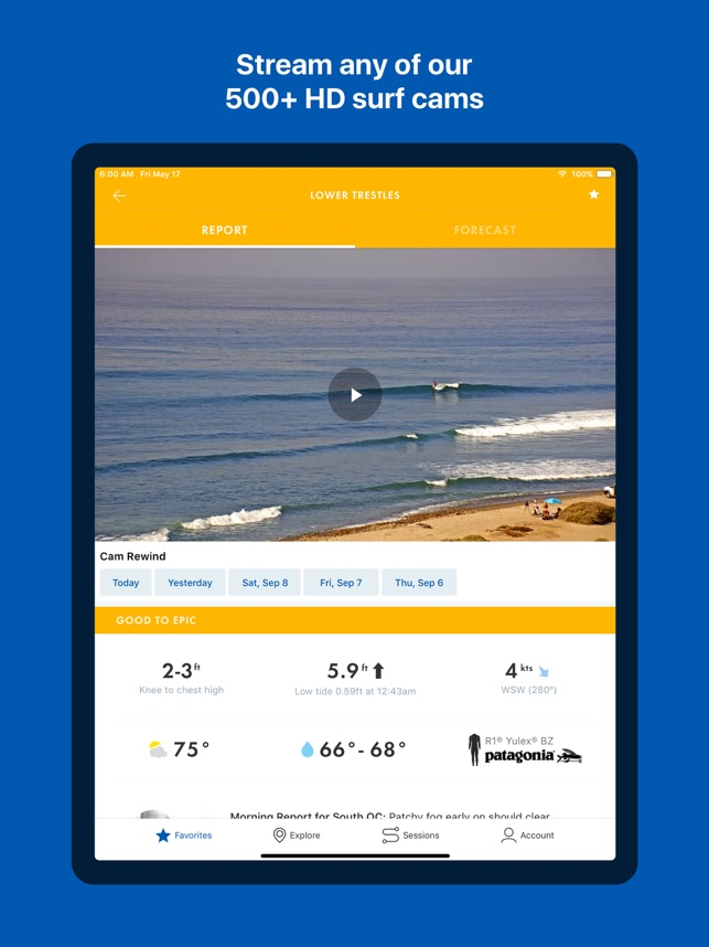 Surfline on the App Store