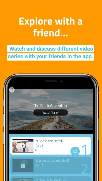 Grow your Faith   VOKE screenshot three