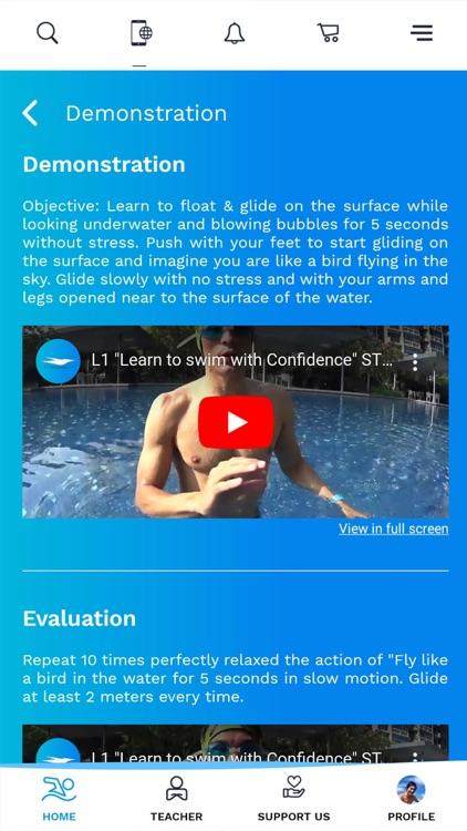 SwimtoFly   Learn how to swim screenshot-3