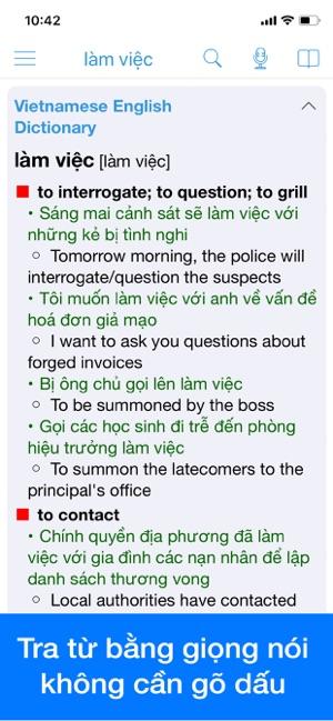 Từ Điển Anh Việt - Dict Box