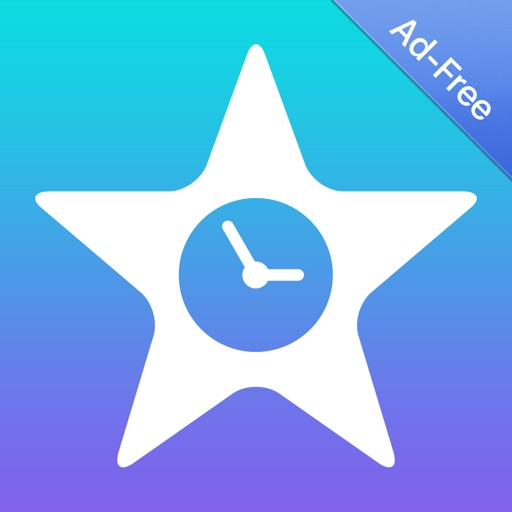 Countdown Star (Ad-Free) iOS App