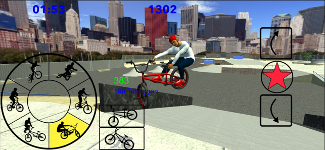 BMX Freestyle Extreme 3D, game for IOS
