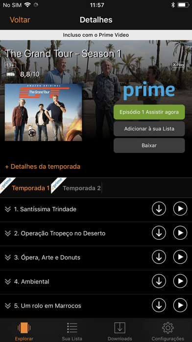Baixar Amazon Prime Video para Pc
