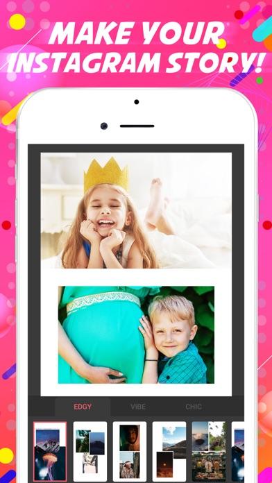 Photo Collage Pro Editor sur pc