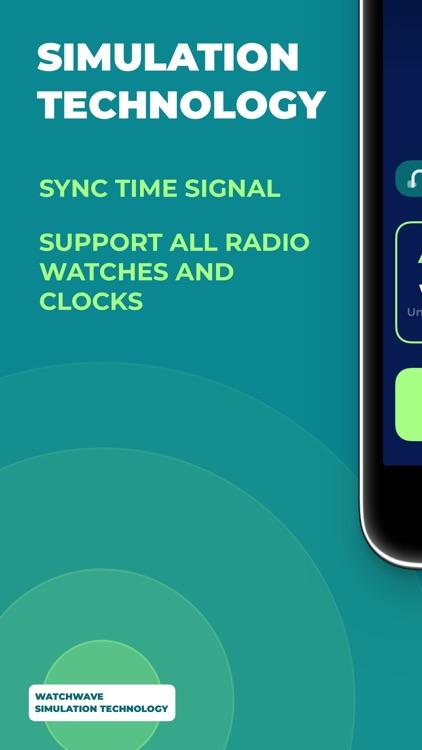 WatchWave - Radio Signal Sync