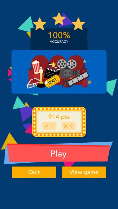 Trivial Movies Quiz screenshot three