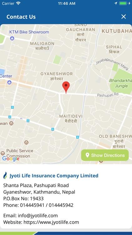 Jyoti Life Insurance screenshot-4