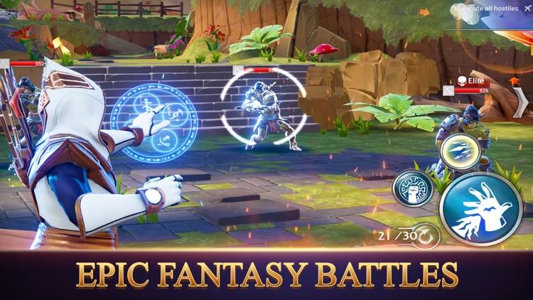 Forged Fantasy screenshot-0