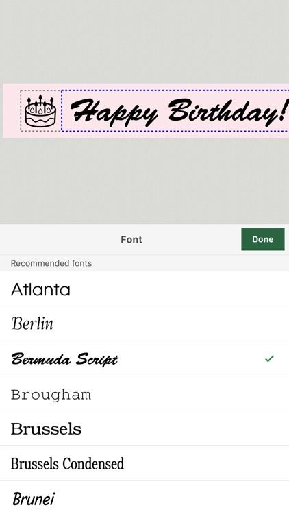 P-touch Design&Print screenshot-4