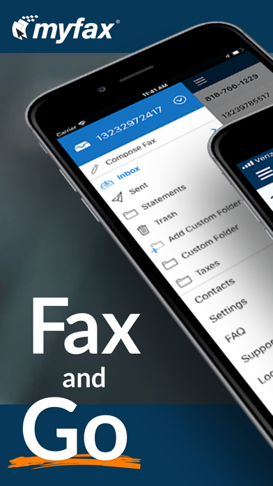 Myfax Appsend And Receive Fax review screenshots