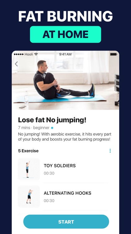 Lose Weight at Home in 30 Days screenshot-6