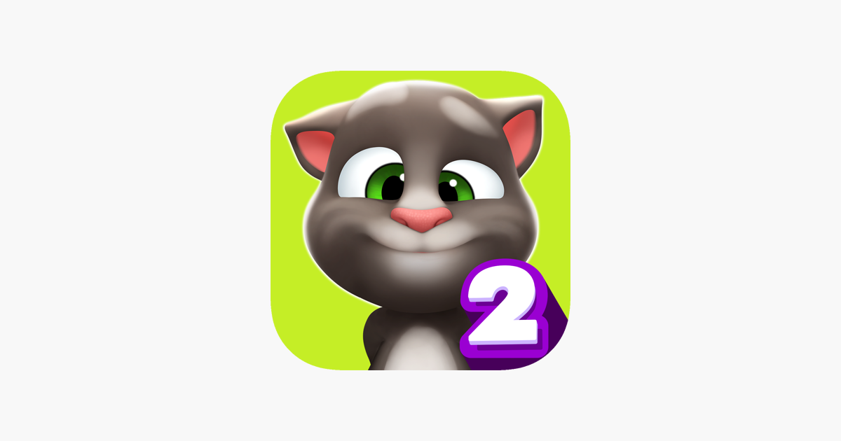 My Talking Tom 2 on the App Store