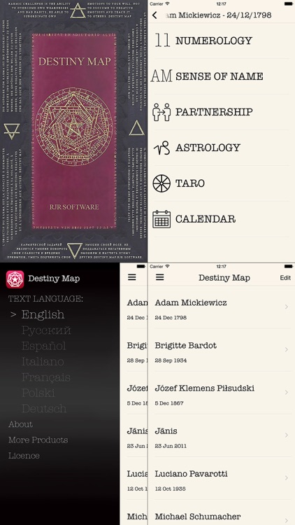 Destiny Map - AstroNumerology screenshot-0